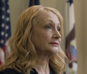 House of Cards saison 6 : Patricia Clarkson (Jane Davis) et Campbell Scott (Mark Usher) de retour