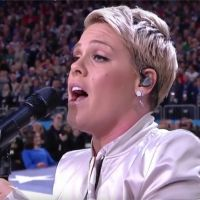 Pink malade au Super Bowl 2018 : victime d'une grippe, elle bluffe le public !