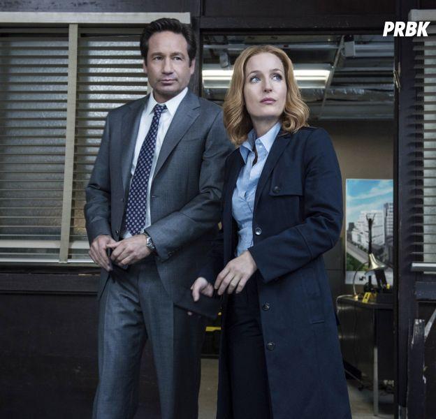 X-Files : une saison 12sans Scully ? Le créateur y pense