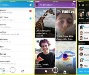 Snapchat : gros coup de gueule des utilisateurs contre la dernière mise à jour