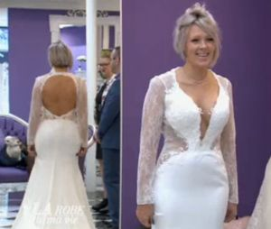 """La robe de ma vie : une mère """"choquée"""" par la robe de mariée de sa fille qu'elle juge """"vulgaire et pas chic"""" !"""