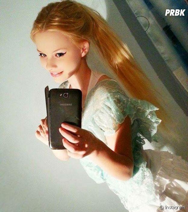 A 13 ans, avant d'être le sosie de Barbie, Gabriella Jirackova ressemblait à ça !