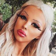A 18 ans, elle dépense 1.000 euros/mois pour ressembler à Barbie et le résultat est dingue !