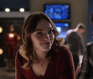 The Flash saison 4 : Jesse Quick débarque dans Legends of Tomorrow