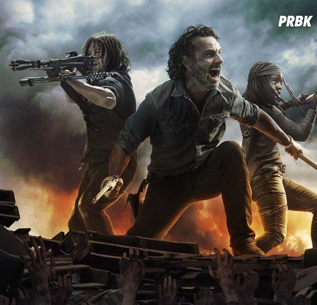 The Walking Dead saison 8 : adieux émouvants et grosses promesses pour le futur