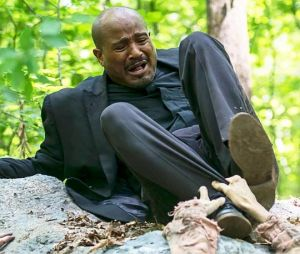The Walking Dead saison 8 : Père Gabriel bientôt tué ? L'inquiétante confession de Seth Gilliam
