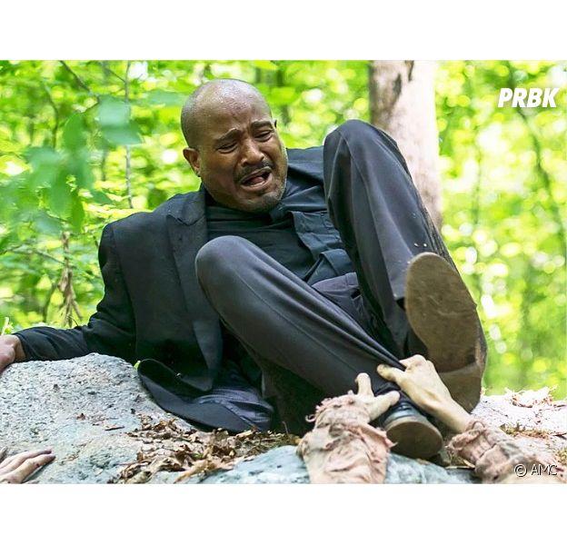 The Walking Dead saison 8 : Père Gabriel bientôt tué ? L'inquiétante confession de Seth Gilliam