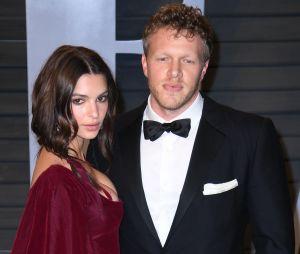 Emily Ratajkowski mariée à Sebastian Bear-McClard : le couple fait sa première sortie officielle sur le red carpet de la Vanity Fair Oscar Party 2018 !