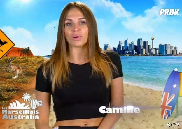Les Marseillais Australia : Benjamin et Camille officialisent leur couple avec un bisou !