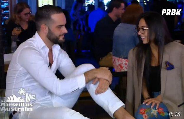 Les Marseillais Australia : Julia se fait draguer par Nikola Lozina et apprend qu'elle plaît aussi à Paga !