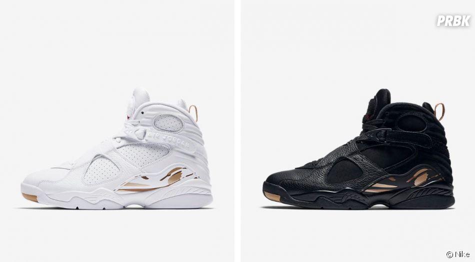 chaussures de sport 299aa 7ed93 La Air Jordan 8 OVO, dernière paire entre Drake et Nike ...
