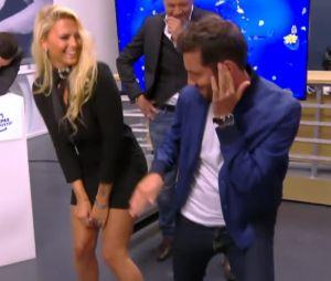 """TPMP : Maxime Guény avoue, avec Kelly Vedovelli """"on a joué"""" mais """"aujourd'hui c'est une véritable amie"""" !"""