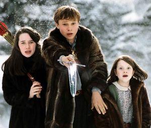 William Moseley dans Le Monde de Narnia