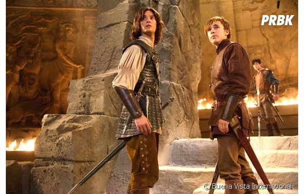 William Moseley dans Le Monde de Narnia