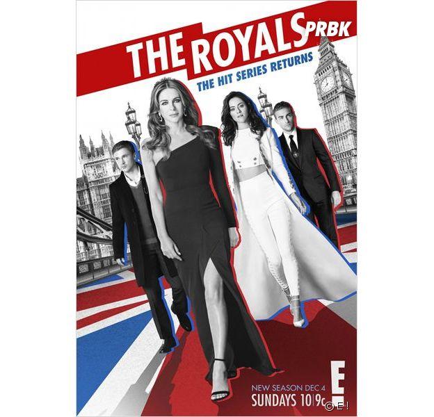 The Royals : la saison 4 démarre sur ElleGirlTV le 12 mars 2018
