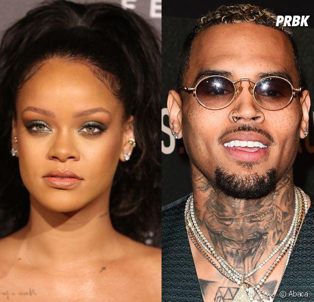 Rihanna en colère contre la publicité Snapchat avec Chris Brown qui crée polémique, elle réagit !