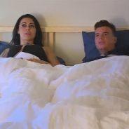 Shanna (Les Anges 10) dans le même lit qu'Adrien Laurent : ont-ils couché ensemble ? Elle répond