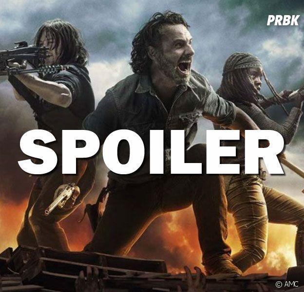 The Walking Dead saison 8 : qui est Georgie ?