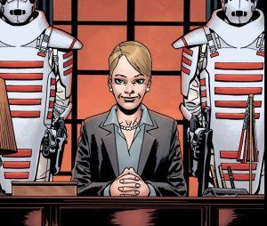 The Walking Dead saison 8 : Pamela Milton dans les comics