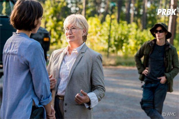 The Walking Dead saison 8 : Georgie est-elle l'équivalent de Pamela Milton ?