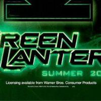 The Green Lantern avec Ryan Reynolds ... Quelques précisisons