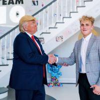 """Jake Paul a-t-il réellement rencontré Donald Trump ? Les internautes crient au fake et au """"putaclic"""""""