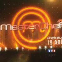 MasterChef ... les 2 premiers teaser de l'émission sont là