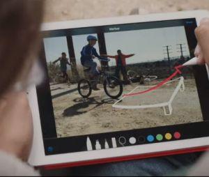 Apple : la pub géniale pour le nouvel iPad