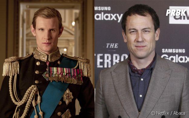 The Crown saison 3 : Tobias Menzies remplace Matt Smith dans le rôle du Prince Philippe