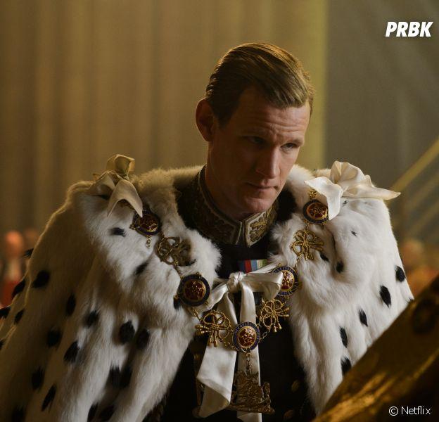 The Crown saison 3 : le ramplaçant de Matt Smith est une star de Outlander