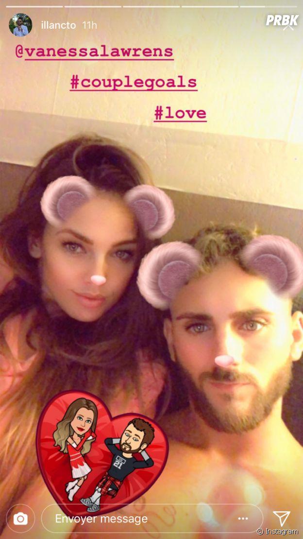 La Villa des Coeurs Brisés 4 : Illan en couple avec Vanessa Lawrens ? La preuve en photo