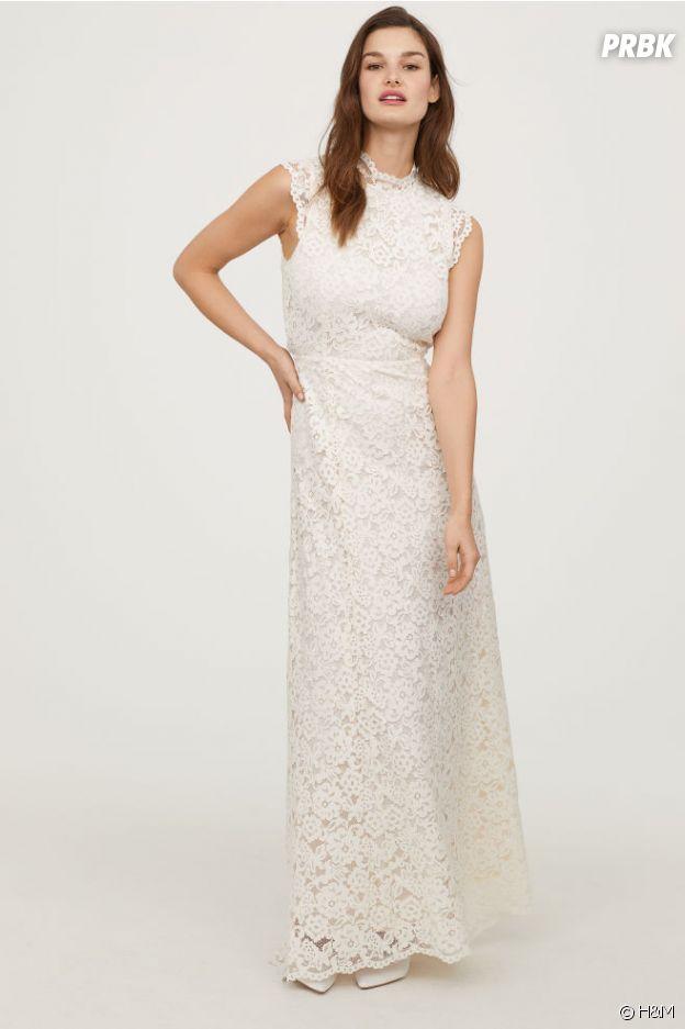 3c9533267dd H M lance des robes de mariée à moins de 200 euros 👰🏼 - Purebreak