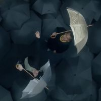 """Clip """"La pluie"""" : Orelsan et Stromae délirent en pleine tempête"""