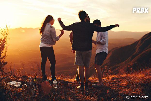 Jobs d'été trop cool : voyager avec ses amis à travers l'Europe.