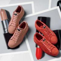 Puma x MAC ou comment matcher ses sneakers avec son rouge à lèvres 💄👟