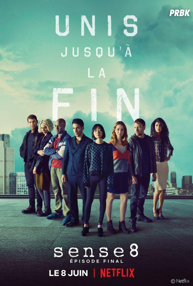 Sense8 : l'affiche de l'épisode final dispo le 8 juin 2018