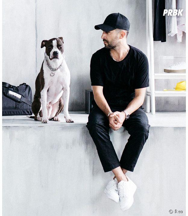 SPÄNST : Ikea et le designer de Stampd lancent une collection streetwear de meubles, vêtements et accessoires.