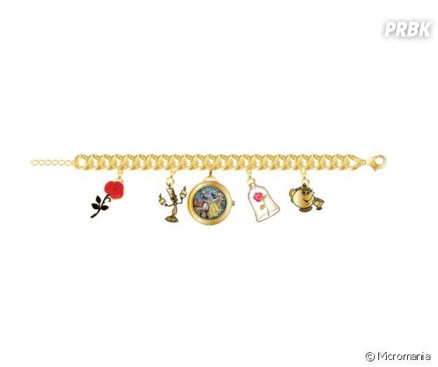 Le bracelet La Belle et la Bête de Micromania