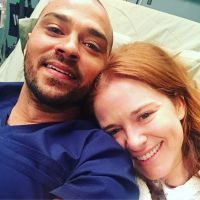 Grey's Anatomy saison 14 : la belle déclaration de Sarah Drew à Jesse Williams ❤️️