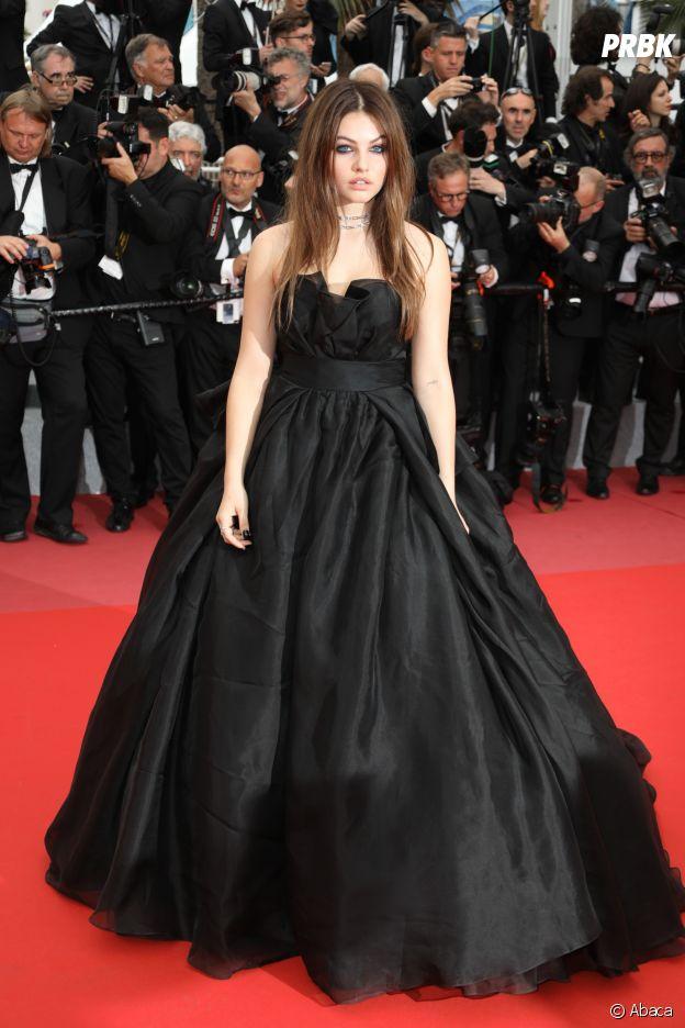 Thylane Blondeau sublime sur le red carpet : l'égérie L'Oréal illumine le festival de Cannes 2018 !