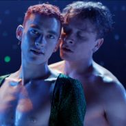 "Clip ""If You're Over Me"" de Years & Years : Olly Alexander fait le show à Palo Santo 🕺"