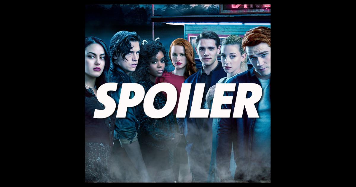 Riverdale saison 2  (SPOILER) mort ou vivant, l\u0027identité du Black Hood.. 7  chocs de l\u0027épisode 22 , Purebreak