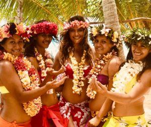 """Laëtitia Milot (Coup de foudre à Bora Bora) enceinte sur le tournage : """"c'est un petit miracle"""""""