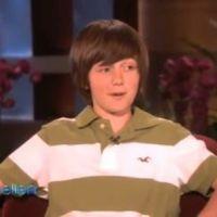 Greyson Chance heureux d'être comparé à Justin Bieber