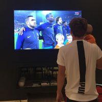 Antoine Griezmann : sa fille Mia, supportrice la plus chou du Mondial 2018 🇫🇷