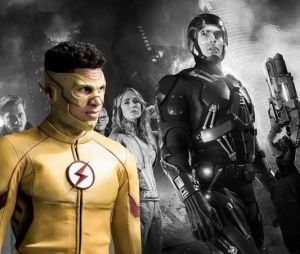Legends of Tomorrow saison 4 : Wally West quitte déjà la série