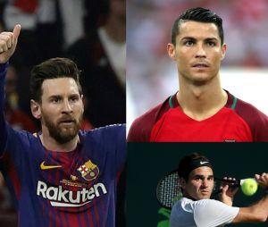 Lionel Messi, Cristiano Ronaldo, Roger Federer... : voici les sportifs les mieux payés en 2018