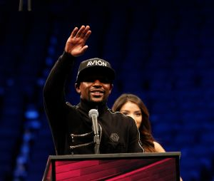 Floyd Mayweather est le sportif le mieux payé en 2018 selon Forbes