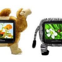 Hannspree présente ses adorables téléviseurs LCD en forme d'animaux