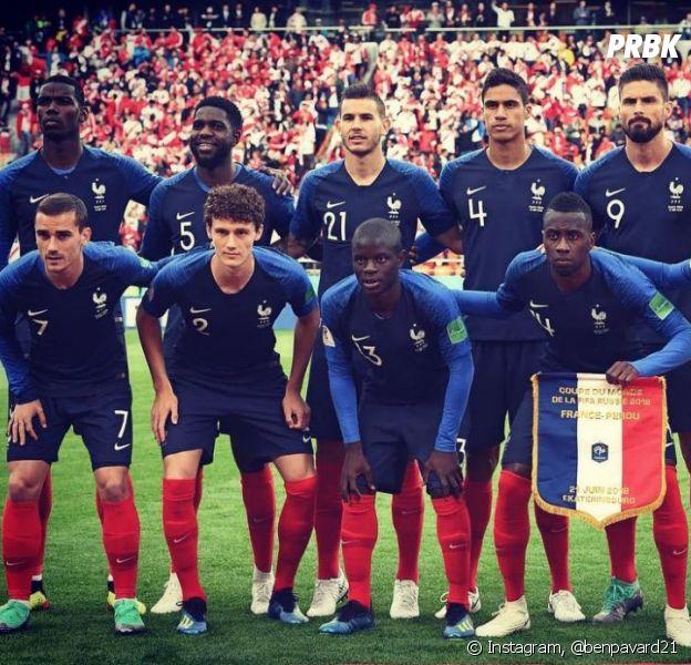 6979f8dfa0f0b Coupe du Monde 2018   voilà comment les Bleus s habillent dans la vraie vie